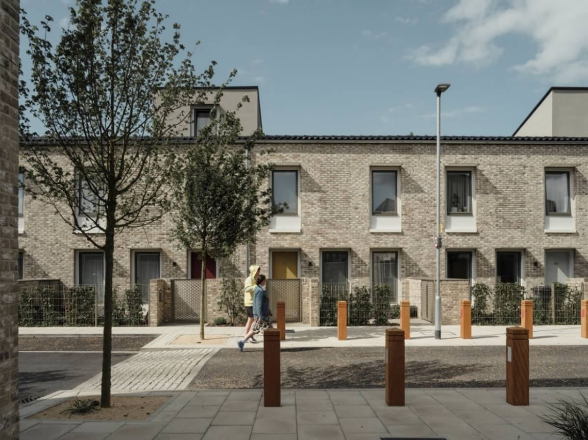 Acclaimed Norwich Passivhaus scheme